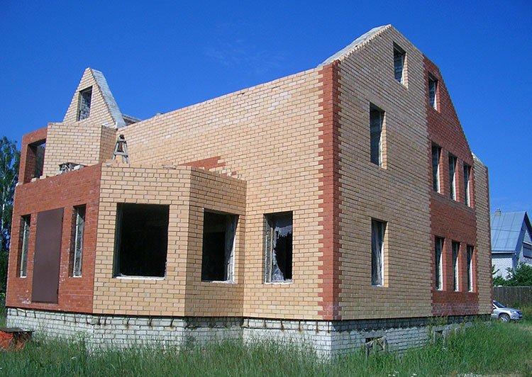 Картинки по запросу недостроенный дом