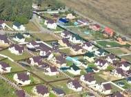 Аэросъемка поселка