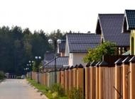 Фото коттеджного поселка