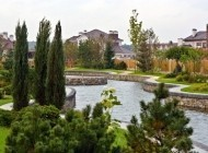 Коттеджный поселок класса de luxe «Millennium Park»