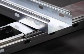 Кабельные металлические лотки: виды и базовые характеристики